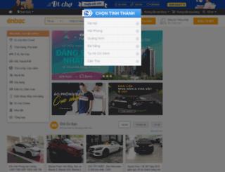 beta.enbac.com screenshot