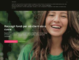 beta.eppela.com screenshot