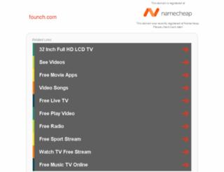 beta.founch.com screenshot