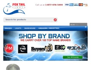 beta.foxtaillights.com screenshot