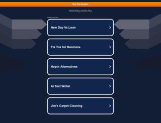 beta.melody.com.my screenshot