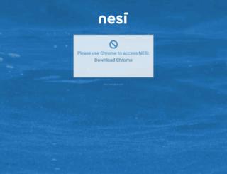 beta.nesi.ca screenshot