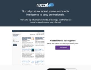 beta.nuzzel.com screenshot