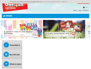 beta.one4allgiftcard.co.uk screenshot