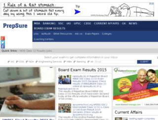 beta.prepsure.com screenshot