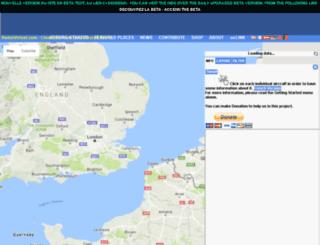 beta.radarvirtuel.com screenshot