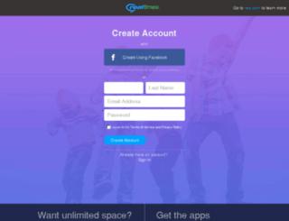 beta.real.com screenshot