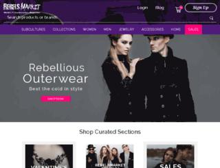 beta.rebelsmarket.com screenshot