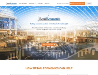 beta.retaileconomics.co.uk screenshot