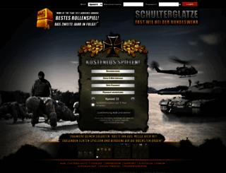 beta.schulterglatze.de screenshot