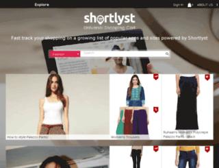 beta.shopalyst.com screenshot