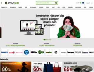 beta.smartster.se screenshot
