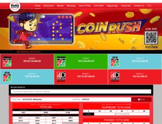 beta.sportstoto.com.my screenshot