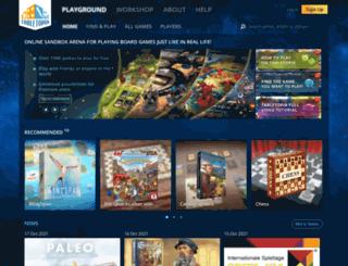 beta.tabletopia.com screenshot