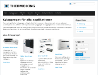 beta.thermoking.se screenshot