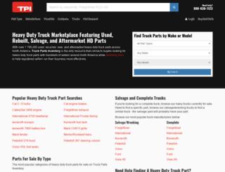 beta.truckpartsinventory.com screenshot