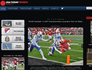beta.usatodaysportsimages.com screenshot