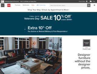 beta.valuecityfurniture.com screenshot