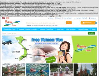 beta.vietfuntravel.com screenshot