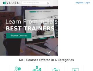 beta.vlurn.com screenshot