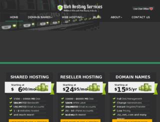 beta.webhostingservices.co.nz screenshot