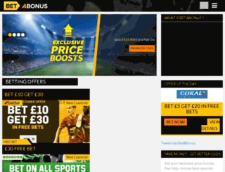 betabonus.com screenshot