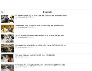 betam.tinmoi.vn screenshot