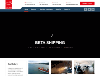 betashipping.com screenshot