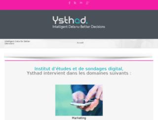 betasite.ysthad.fr screenshot