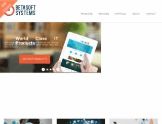 betasoftsystems.com screenshot