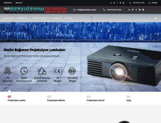 betavizyon.com.tr screenshot
