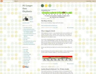 bethandglen.blogspot.com screenshot