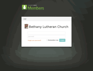 bethanylutheranlompoc.360members.com screenshot