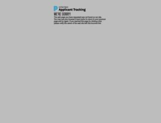 bethel.schoolrecruiter.net screenshot