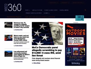 bethesdamagazine.com screenshot