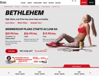 bethlehempa.retrofitness.net screenshot