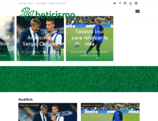 beticismo.net screenshot