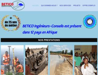 betico.net screenshot