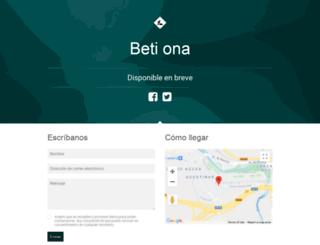 betiona.com screenshot