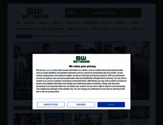 betisweb.com screenshot