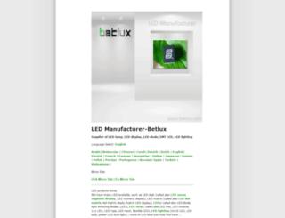 betlux.com screenshot
