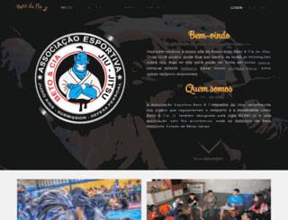 betoeciajj.com.br screenshot