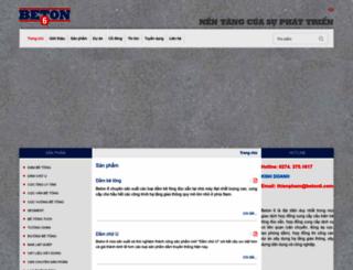 beton6.com screenshot
