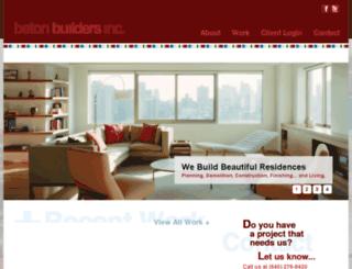 betonbuilders.com screenshot