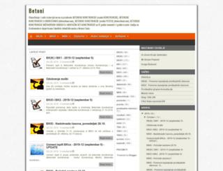 betonske-konstrukcije.blogspot.com screenshot