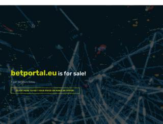 betportal.eu screenshot