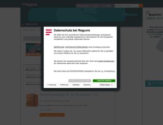betrifft-gesetze.de screenshot