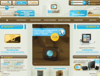 betsmart.eu screenshot