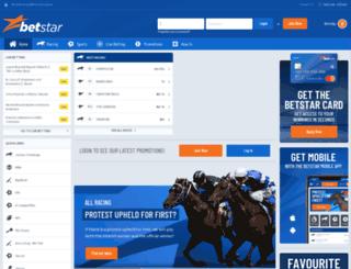 betstar.com.au screenshot