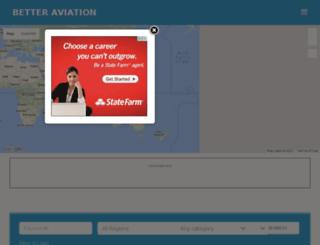 betteraviation.org screenshot